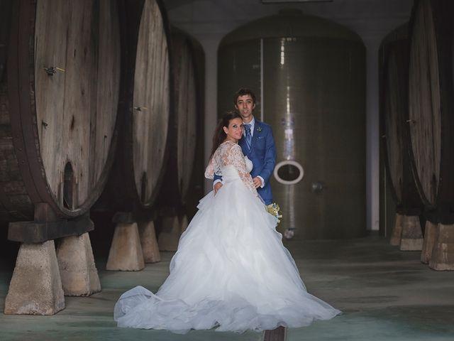 La boda de Borja y Hiedra en Oviedo, Asturias 39