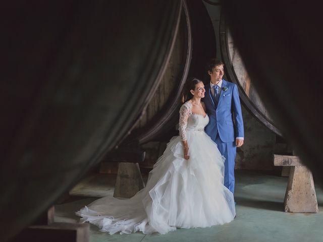 La boda de Borja y Hiedra en Oviedo, Asturias 40