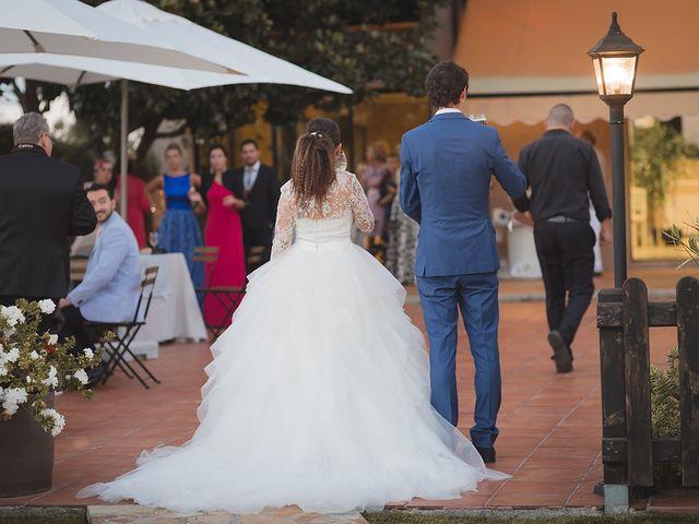 La boda de Borja y Hiedra en Oviedo, Asturias 42