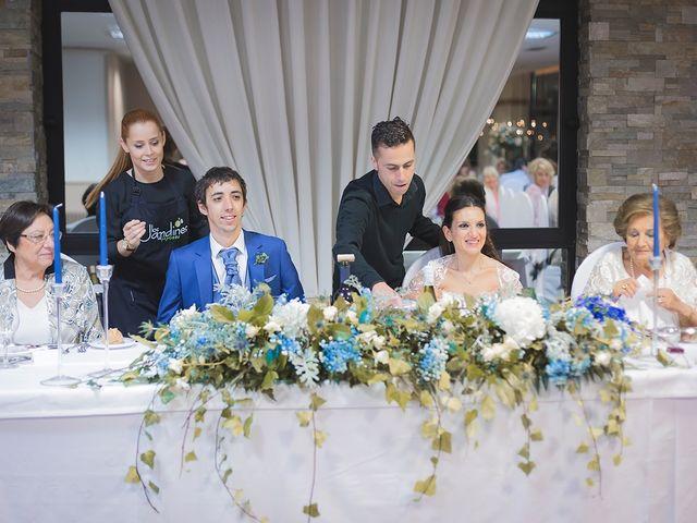 La boda de Borja y Hiedra en Oviedo, Asturias 54