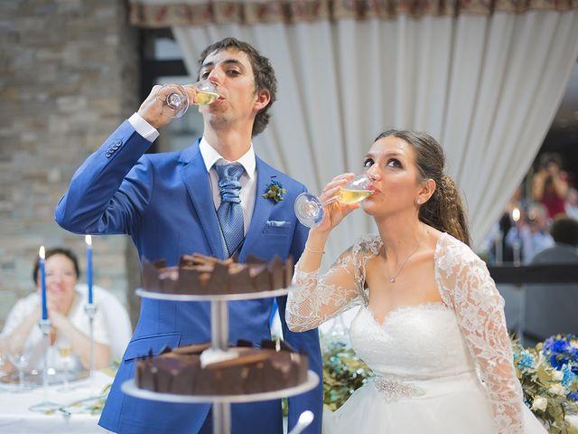La boda de Borja y Hiedra en Oviedo, Asturias 58