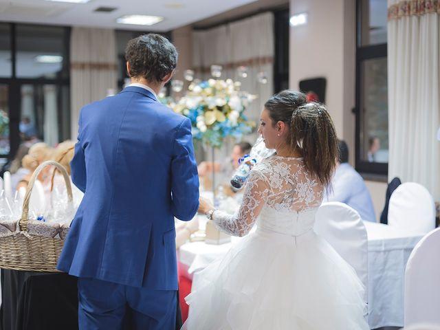 La boda de Borja y Hiedra en Oviedo, Asturias 62