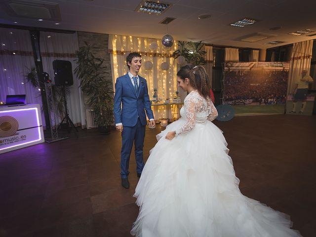 La boda de Borja y Hiedra en Oviedo, Asturias 66