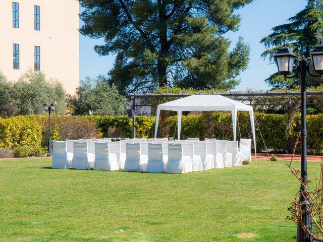 La boda de Juan Pablo y Evelyn en Getafe, Madrid 2