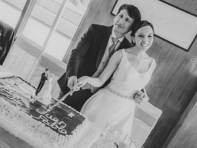 La boda de Juan Pablo y Evelyn en Getafe, Madrid 1