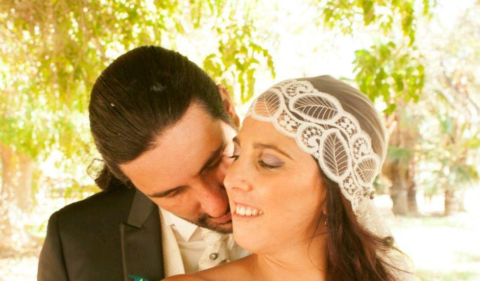 La boda de José y Davinia en Almería, Almería