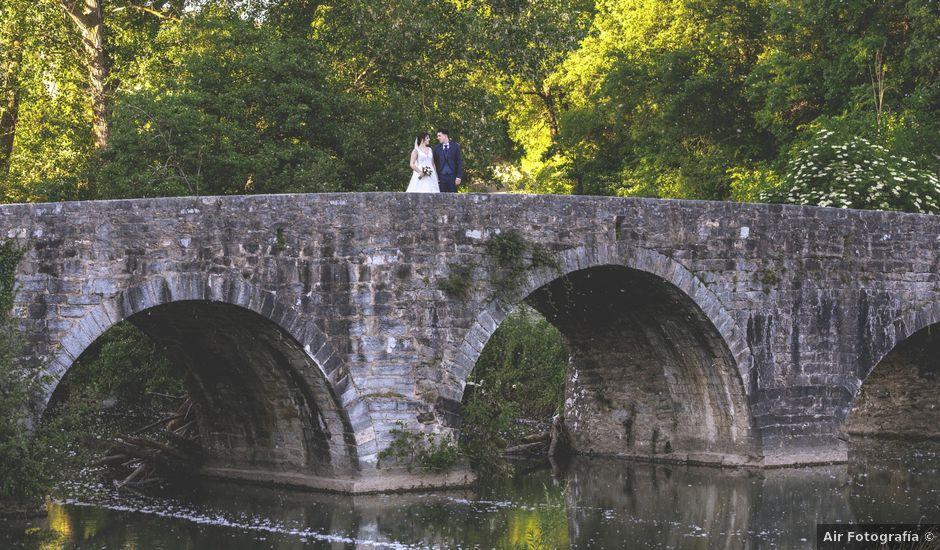 La boda de Iñigo y Alba en Huarte-pamplona, Navarra