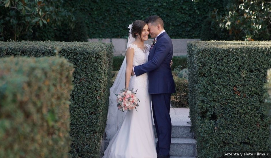 La boda de Jose Ángel y Raquel en Boadilla Del Monte, Madrid