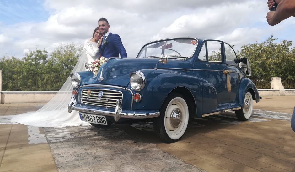 La boda de Luis y Azahara en Córdoba, Córdoba