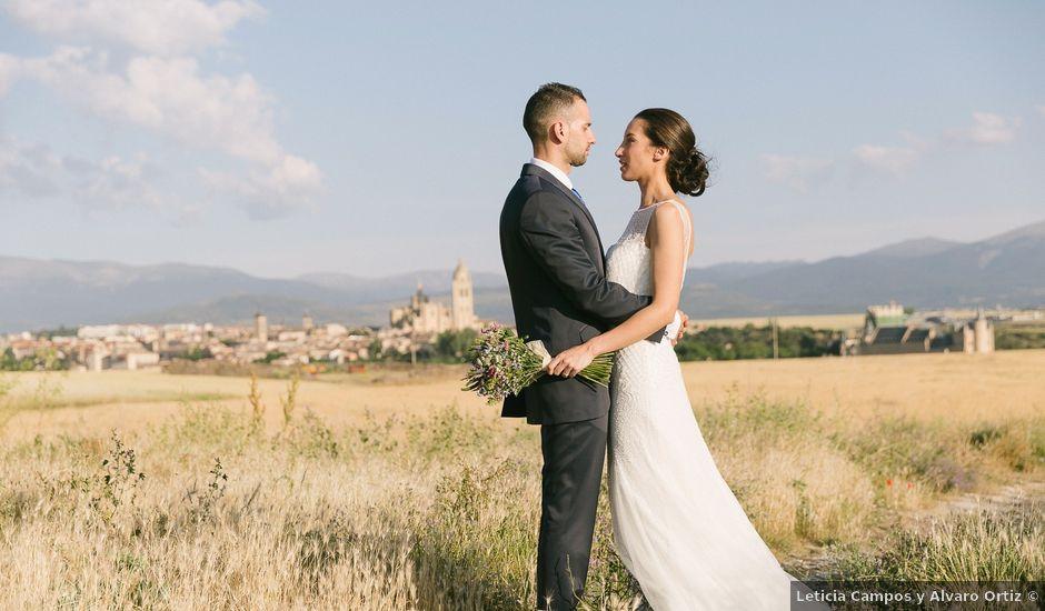 La boda de Alvaro y Veronica en Sotosalbos, Segovia