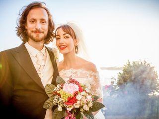 La boda de Almudena y Jerom