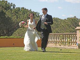 La boda de Hector y Lurdes