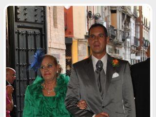 La boda de César  y Gloria 2