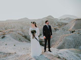 La boda de Geanina y Rubén