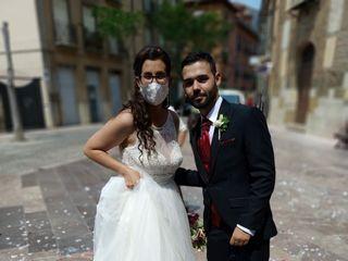 La boda de Ruben y Irene