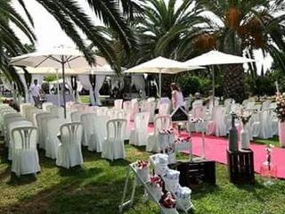 La boda de Larisa Veronica y Joan Ramon 1