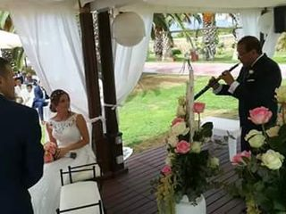 La boda de Larisa Veronica y Joan Ramon 3