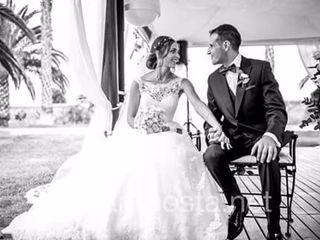 La boda de Larisa Veronica y Joan Ramon