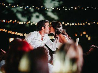 La boda de Audrey y Michael