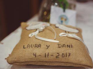 La boda de Laura y Dani 2
