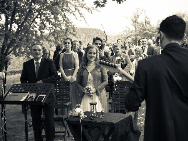 La boda de Rober y Miren en Muxika, Vizcaya 27