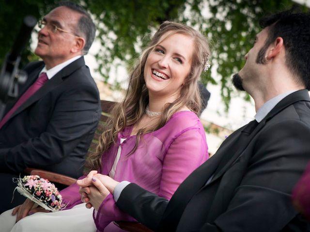 La boda de Rober y Miren en Muxika, Vizcaya 35