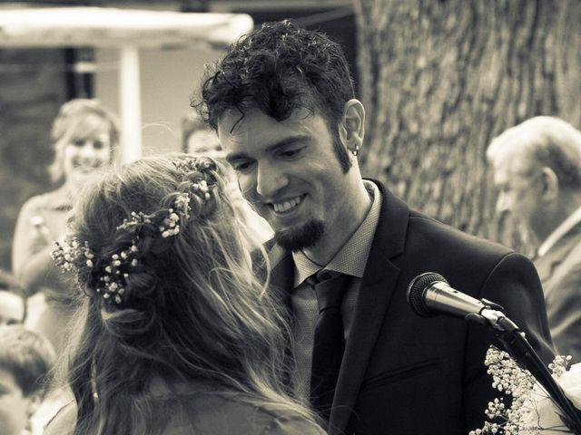 La boda de Rober y Miren en Muxika, Vizcaya 41
