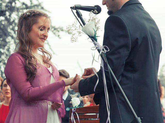 La boda de Rober y Miren en Muxika, Vizcaya 43