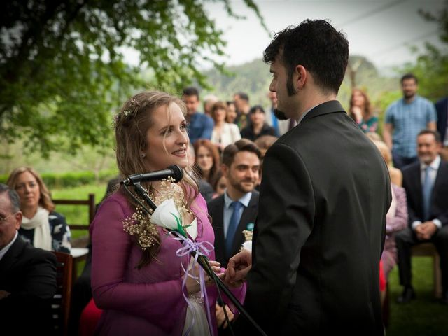 La boda de Rober y Miren en Muxika, Vizcaya 45