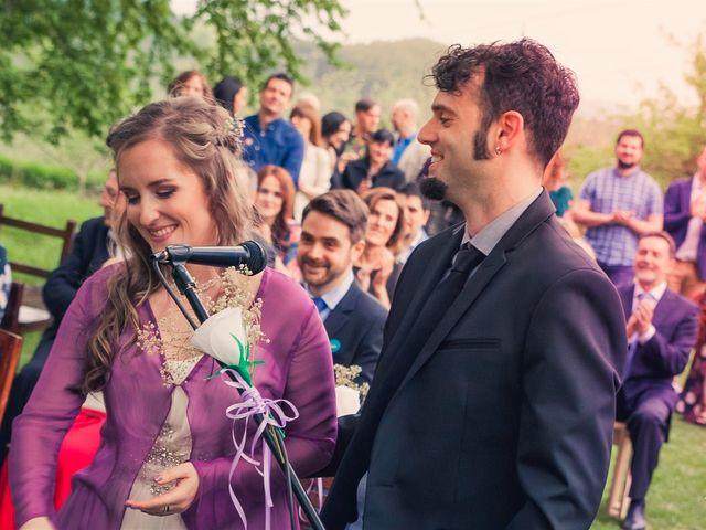 La boda de Rober y Miren en Muxika, Vizcaya 47