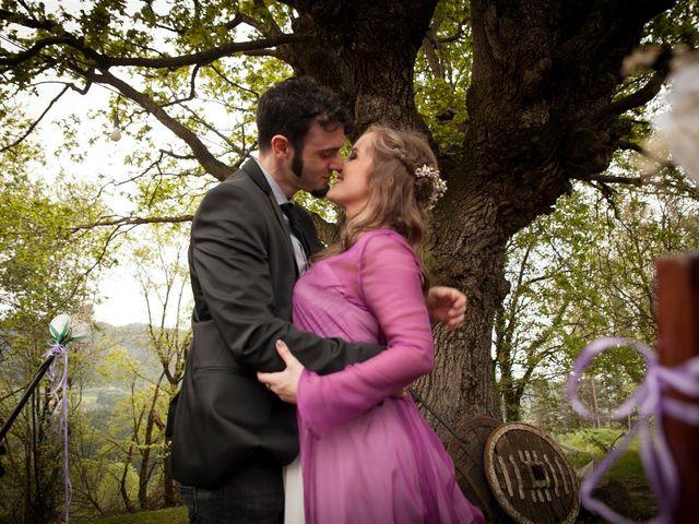 La boda de Rober y Miren en Muxika, Vizcaya 53