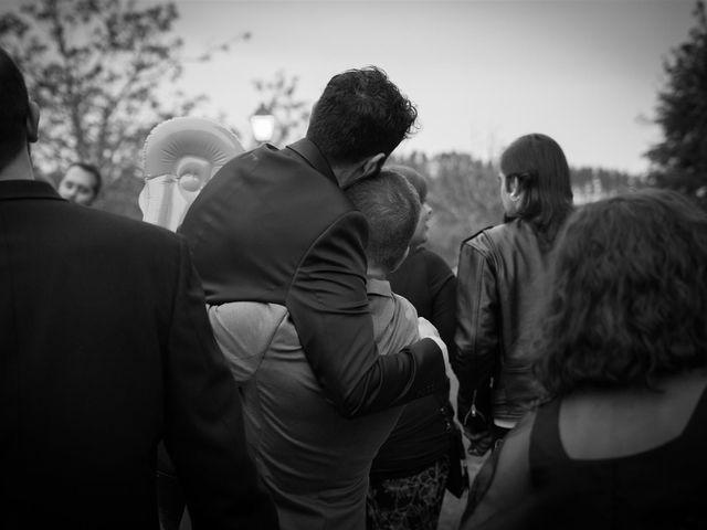 La boda de Rober y Miren en Muxika, Vizcaya 57