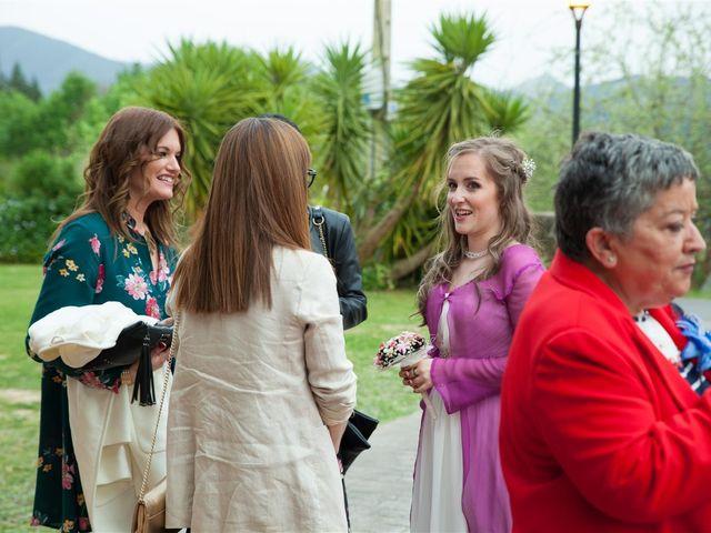 La boda de Rober y Miren en Muxika, Vizcaya 76