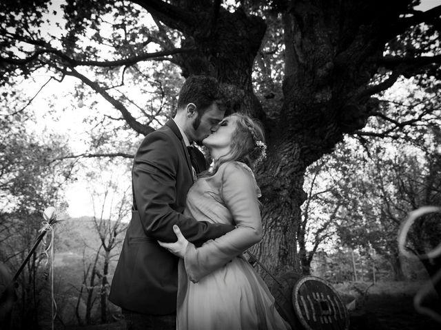 La boda de Miren y Rober