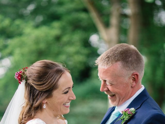 La boda de Jennie y Chris