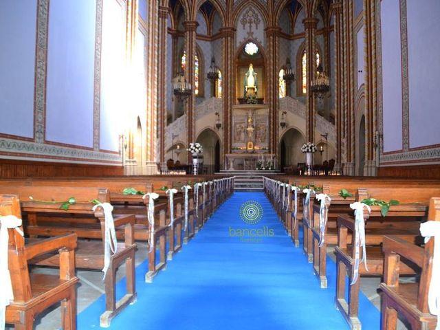 La boda de Lurdes y Hector en Canet De Mar, Barcelona 9