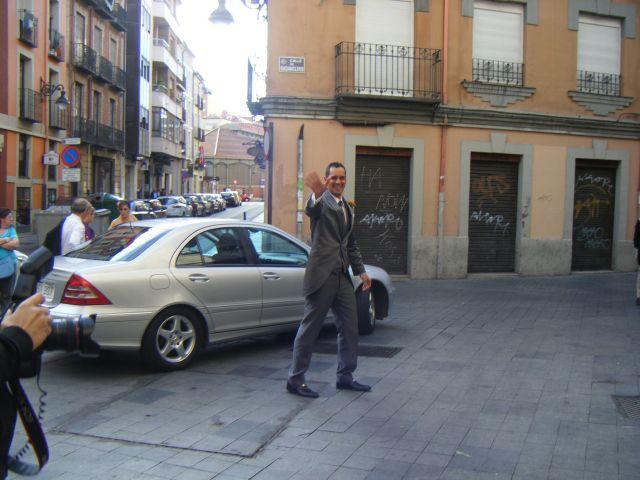 La boda de Gloria y César  en Valladolid, Valladolid 6