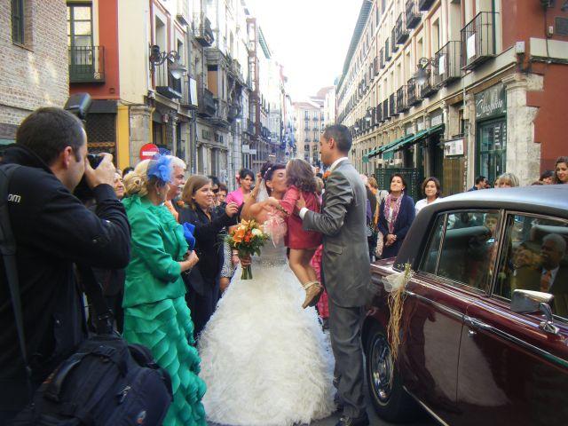 La boda de Gloria y César  en Valladolid, Valladolid 7