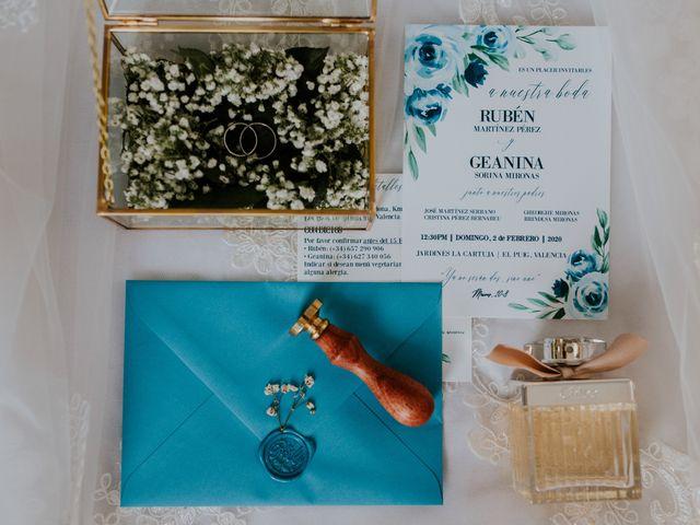 La boda de Rubén y Geanina en Valencia, Valencia 25