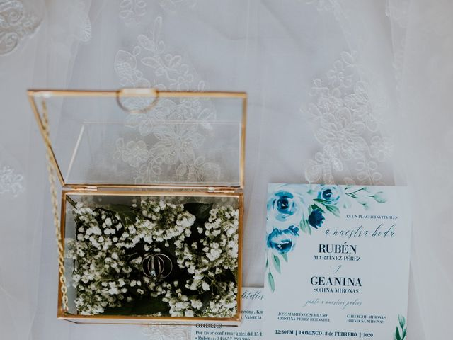 La boda de Rubén y Geanina en Valencia, Valencia 26