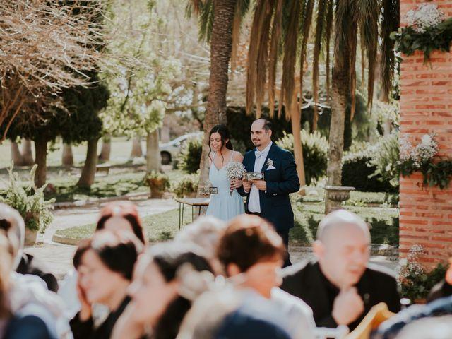 La boda de Rubén y Geanina en Valencia, Valencia 57