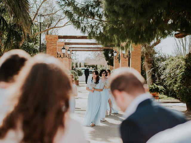 La boda de Rubén y Geanina en Valencia, Valencia 63