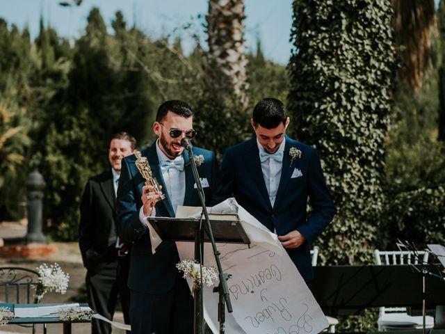 La boda de Rubén y Geanina en Valencia, Valencia 79