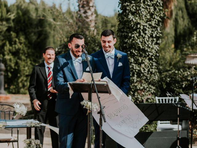 La boda de Rubén y Geanina en Valencia, Valencia 81
