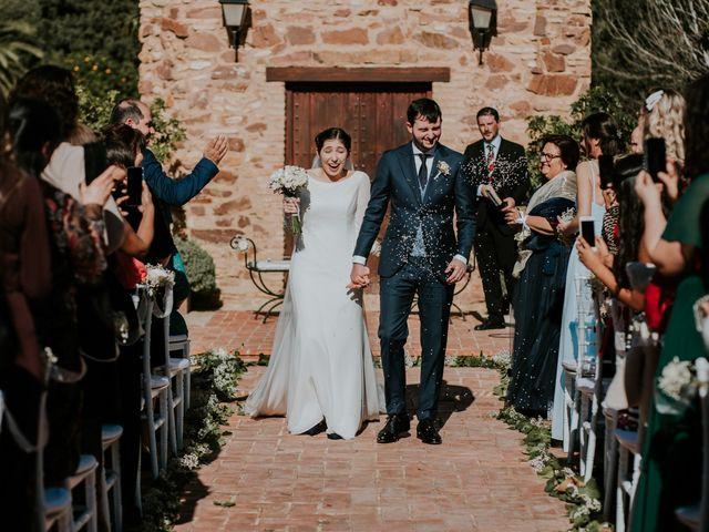 La boda de Rubén y Geanina en Valencia, Valencia 112