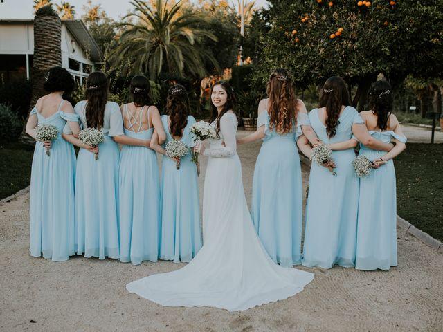 La boda de Rubén y Geanina en Valencia, Valencia 152