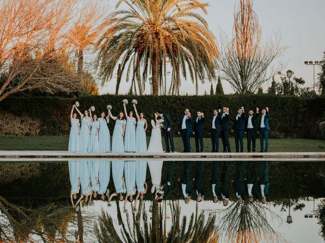 La boda de Rubén y Geanina en Valencia, Valencia 154