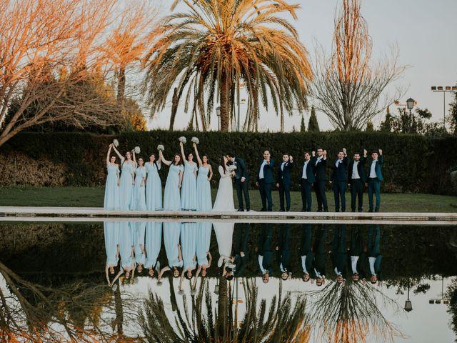 La boda de Rubén y Geanina en Valencia, Valencia 155