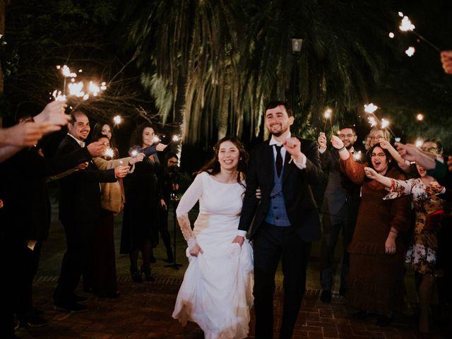 La boda de Rubén y Geanina en Valencia, Valencia 175