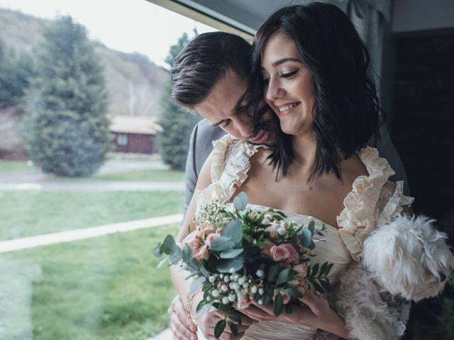 La boda de Mar y Juanjo